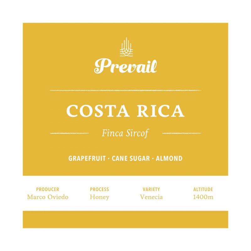 Costa Rican Finca Sircof